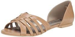 Michael Antonio Women's Sandal: Beige/10