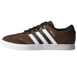 Adidas Men's Adicross V Spikeless Golf Shoes - Brown/White - Size:9.5 Wide