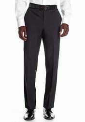 Nicole Miller Navy Stripe Suit Pants: 38wx30l