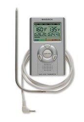 Maverick - Voice Alert Digital Thermometer - Silver