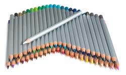 CreyArt Color Pencil Set with Drawing Shading and Coloring Pencils 72 PK