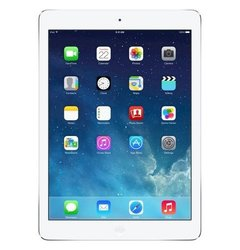 "Apple iPad Air 9.7"" Tablet 32GB WiFi + Verizon - Silver (MF532LL/B)"