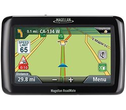"Magellan Roadmate 4.3"" Portable GPS Navigator - Black (MG-ROAD2120T-LM)"
