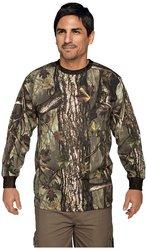 Master Sportsman Sherbrook HD Long Sleeve Performance Shirt - Size: Medium