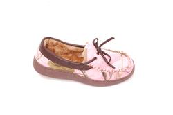 Itasca Women's Realtree Slipper - Pink Camo - Size: 8