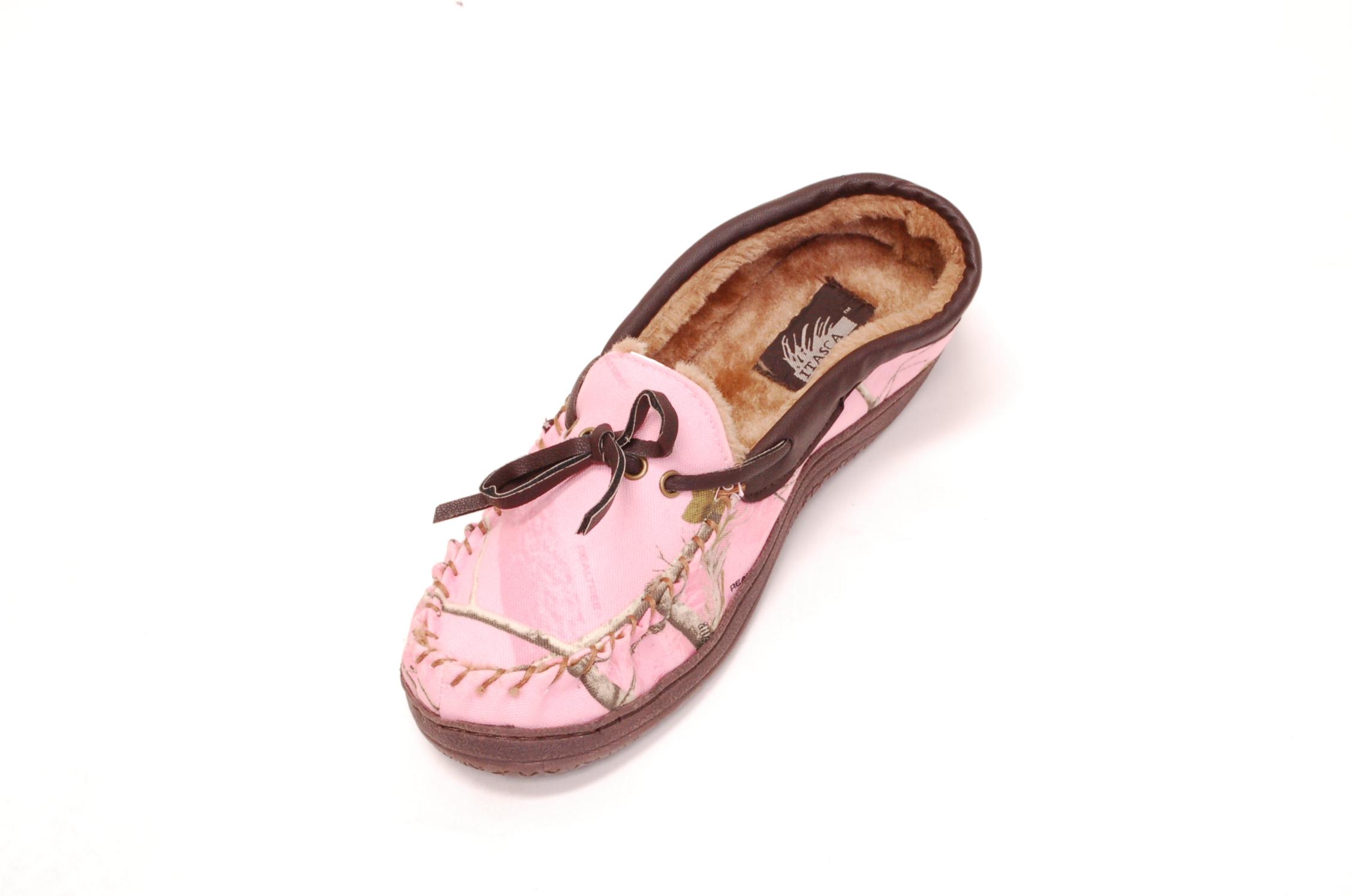 e98a5a9df940c Itasca Women's Realtree Slipper - Pink Camo - Size: 6 - Check Back ...