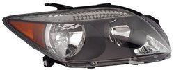 Eagle Eyes TY481-B000R Toyota Passenger Side Signal Lamp