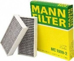 MANN-FILTER MC1009-2 Cabin Air Filter