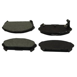Beck/Arnly 082-1440 Brake Pad Set