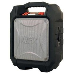 """QFX PBX-7 8"""" Bt Outbacker Portable Party Speaker with Bluetooth"""