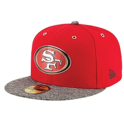 New Era NFL 59Fifty On Stage Cap - Men's San Francisco 49ers