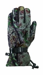 Seirus Innovation Men's Soundtouch Knit Gloves, Realtree AP, Medium