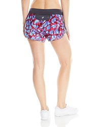 "ASICS? 4.5"" Everysport Shorts - Women's Natural Blue Collage"