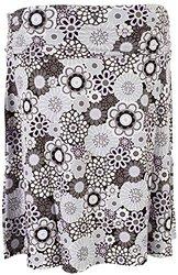 White Sierra Women's Printed Dailey Duty Skirt - Caviar Combo - Sz: Medium