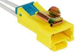 ACDelco PT764 GM Original Equipment 2-Way Male Yellow Multi-Purpose Pigtail