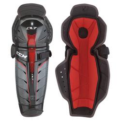 """CCM QuickLite 270 Jr Jambiere Pads - Black - Size: 13"""""""