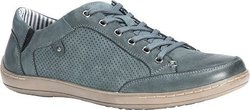 Muk Luks Men's Brodi Shoes Fashion Sneaker - Grey - Size: 9