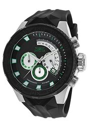 Invicta I-Force Men's Watch: 16922 Black Band-Black Dial