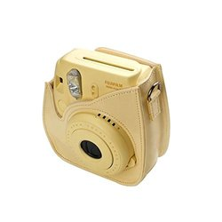 Waloo Fujifilm Instamax Mini 8 Protective Carrying Case - Yellow