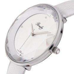 Jean Romilly Sansa Ladies Watch: 62627024 White Band