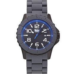 Wohler Wolfgang Men's Watch: 15024 - 62626949 Grey-blue Dial