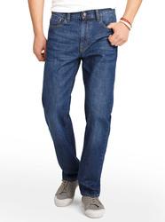 IZOD Men's Regular Fit Jeans - Dark Vintage - Size: L