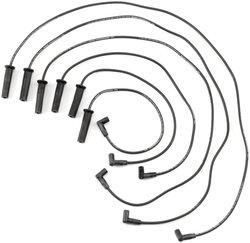 Autolite High Temperature Spark Plug Wire Set