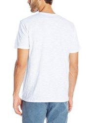 Zoo York Men's Switch Print T-Shirt - Wheel Blue - Size: Large