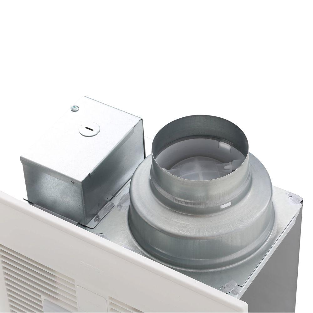 Panasonic Whisperrecessed Led Bathroom Fan With Led Light 80 Cfm: Whisper Green Select 50/80/110 CFM Ceiling Exhaust Bath