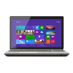 Toshiba Satellite P55-A5200 15.6-Inch Laptop (Intel Core i5-3337U 1.8 GHz, 6GB, 750GB, Windows 8, Backlit Keyboard), Silver