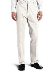 Dockers Men's Easy Khaki D3 Classic Flat-Front Pant - Marble - Size: 40x32