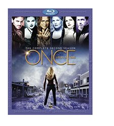 Once Upon A Time: Season 2 Blu-ray