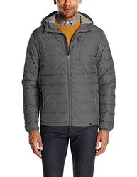Prana Lasser Down Jacket - Men's Charcoal
