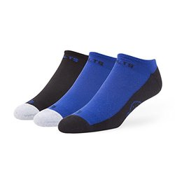 Women's 3-Pc NFL Indianapolis Colts No-Show Socks - Asssorted - Sz: 5-9.5