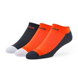 '47 NFL Chicago Bears Women's  Gait Sport No-Show Socks - Size: M - 3-Pack