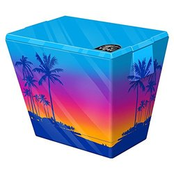 Yew Stuff 24 Can/20 Liter Cooler - Sunset