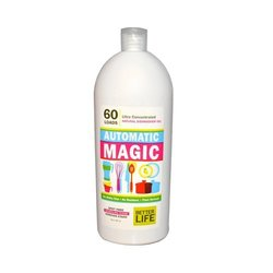 Better Life Dishwasher Gel - Size: 30 Ounces