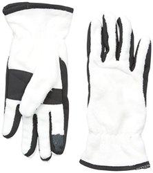 Manzella Women's Teddi Gloves, Ivory, Medium/Large