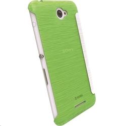 Krusell Boden FlipCover for Xperia E4/E4 Dual - Lime Green