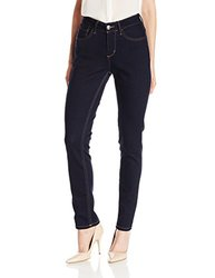 Lee Women's Easy Fit Frenchie Skinny Jean - Prussian - Size: 6 Short