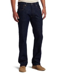 Levi's Men's 501 Jean - Rinse - Size: 34W x 34L