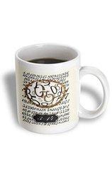 3dRose - Beverly Turner Design - Pi Day - 15 oz mug