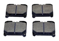Monroe CX630 Ceramic Premium Brake Pad Set