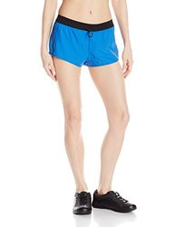Mizuno Running Women's Firefly 2.5 Shorts, Turkish Sea-Black, Small