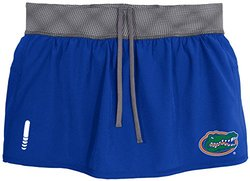 Majestic Athletic Women's NCAA Florida Gators Fitness Skort - Royal - L