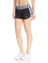 "ASICS? 4.5"" Everysport Shorts - Women's Black/Geo Black"
