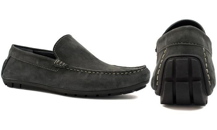 d4423de242 Joseph Abboud Men's Yacht Shoes - Grey - Size: 9.5 - Check Back Soon ...