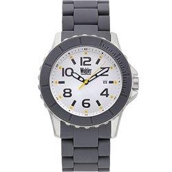 Wohler Wolfgang Men's Watch - Grey-white Dial