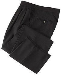 Smitty Women's Comfort Tech Pleated Pants - Black - 10-Inch