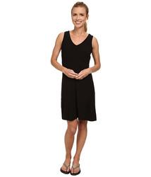 White Sierra Women's Dailey Duty II Bamboo Tank Dress - Black - Size: XL